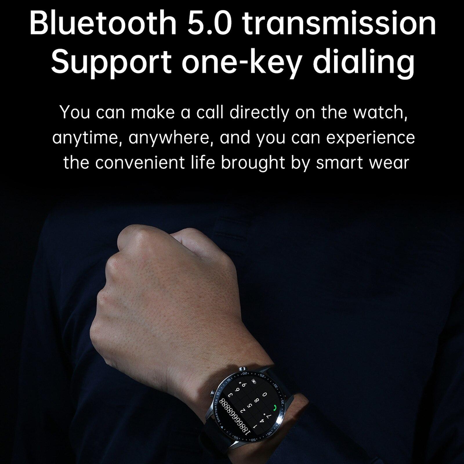 à prova dip68 água bluetooth para android ios smartwatch