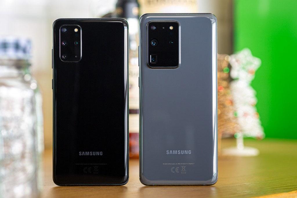 Samsung Galaxy S20+ Plus G986F/DS 6.7