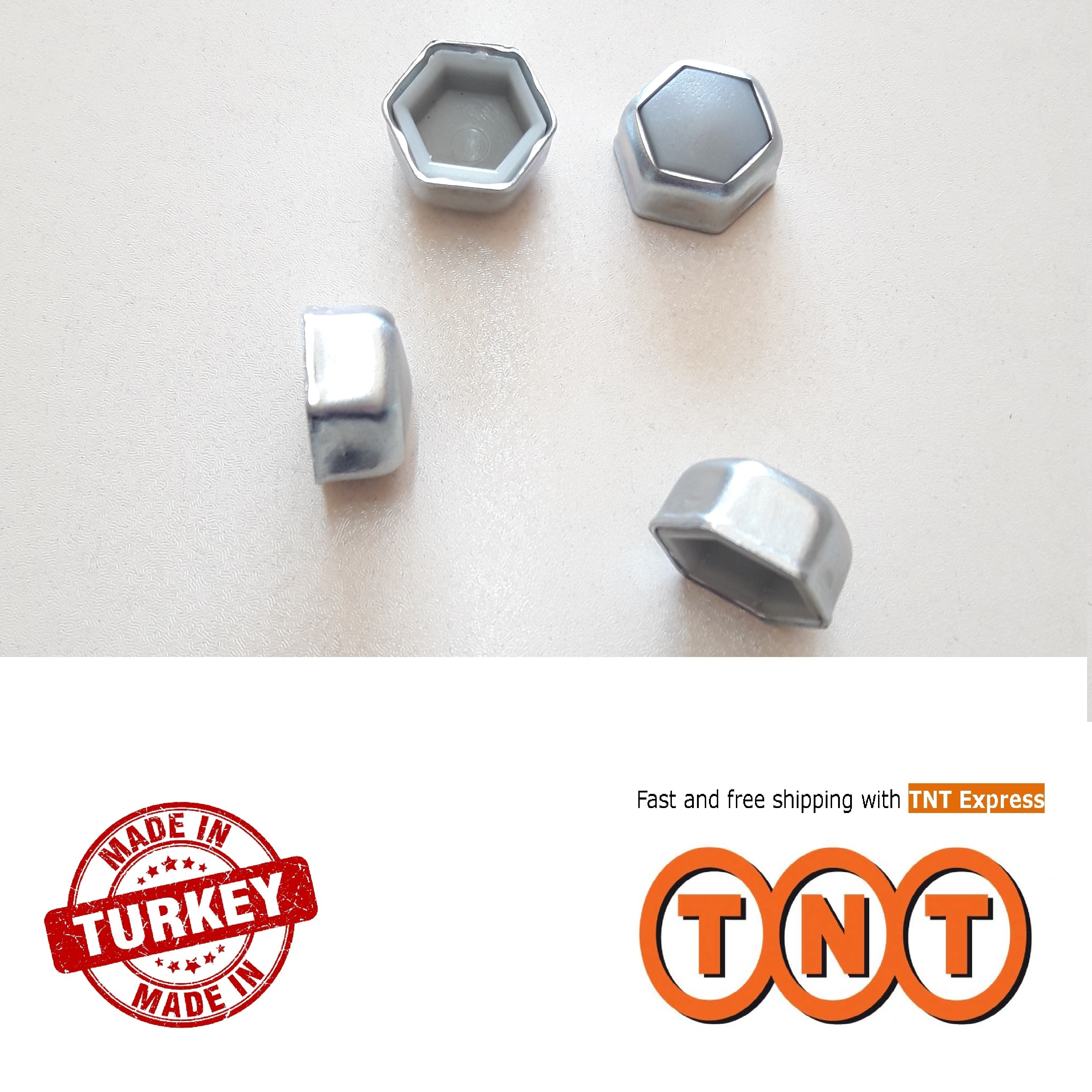 1 Set 4 Pcs Steering Lock Stop Cap Cover Caps for Navara D22 4WD 4x4 40039-2S610 400392S610 / Free TNT Express Shipping