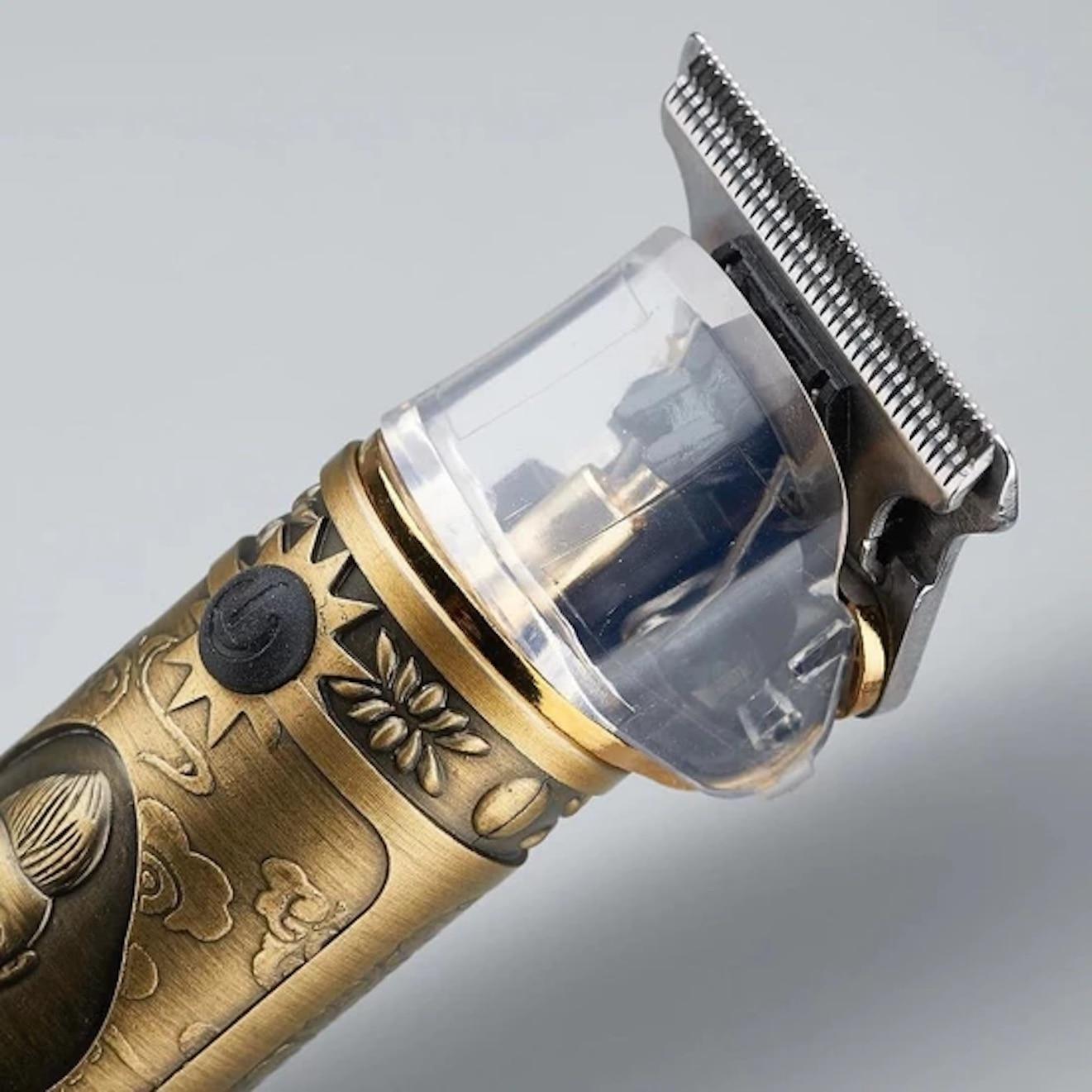 Powertec TR-1818 T-Blade Nape Beard Drawing Shaver Beard Shaping Hair Styling Shaver enlarge