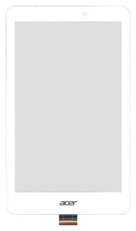 Cristal táctil (pantalla táctil) Acer Iconia Tab a1-850 (blanco)