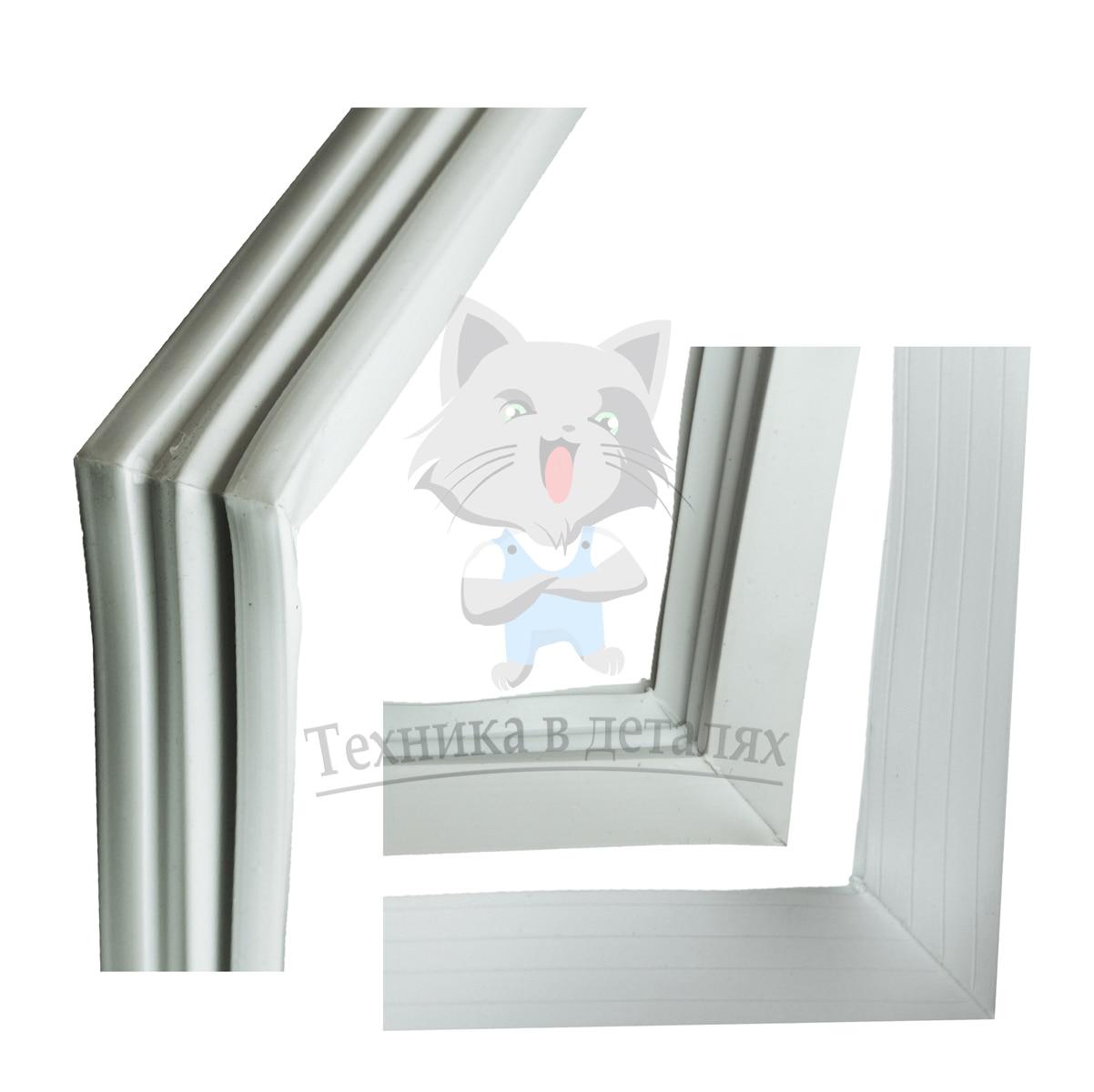 Selo freezer geladeira stinol, indesit, ariston, hotpoint-ariston tamanho 5757 57, código 854013