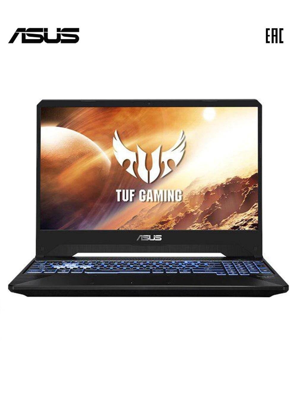 Ноутбук ASUS TUF Gaming FX505DT-AL097 15.6' FHD/ Ryzen 5 3550H/ 8Gb/512Gb SSD/GTX 1650 4Gb/Без ОС/Gold Steel