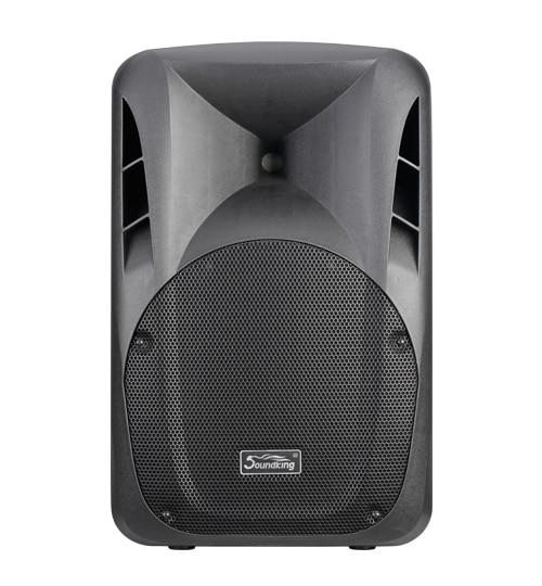 Sistema de altavoces Fpd12ad, active 350 + 50 W, Soundking