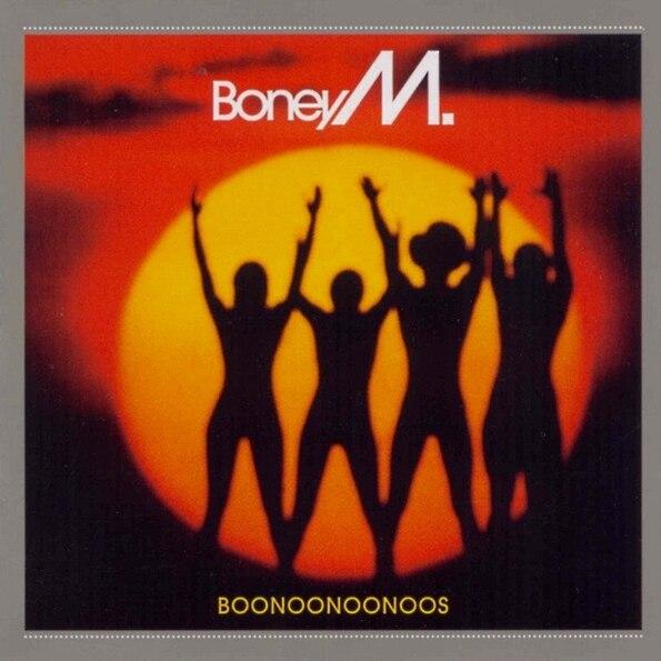 Boney M / Boonoonoonoos (CD)