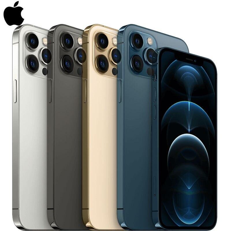 Перейти на Алиэкспресс и купить IPhone 12 Pro оригинальный Apple Новый 128G/256G/512G