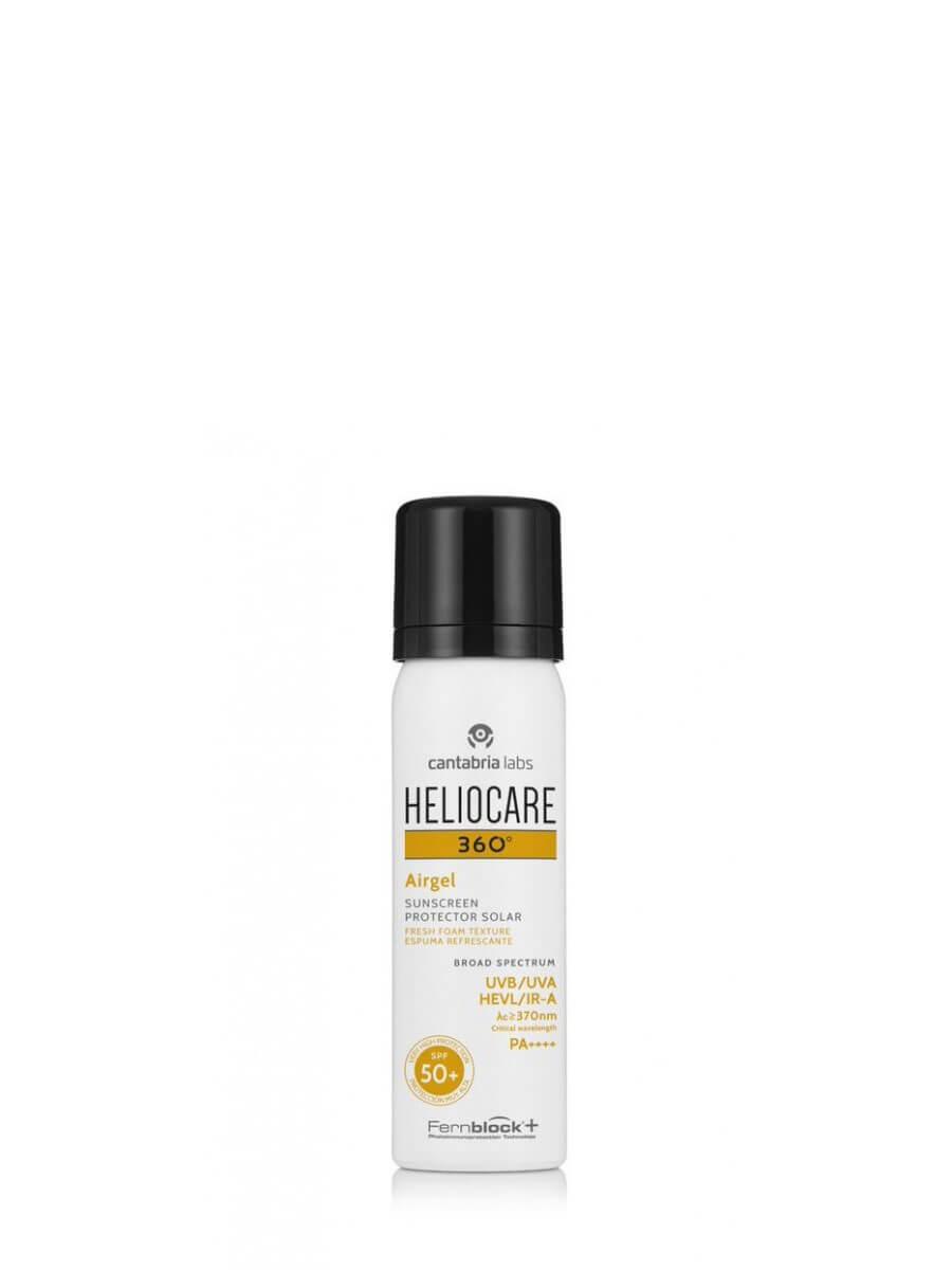 Heliocare® 360º airgel protección facial spf 50+ 60ml Protege frente cualquier tipo de radiación solar