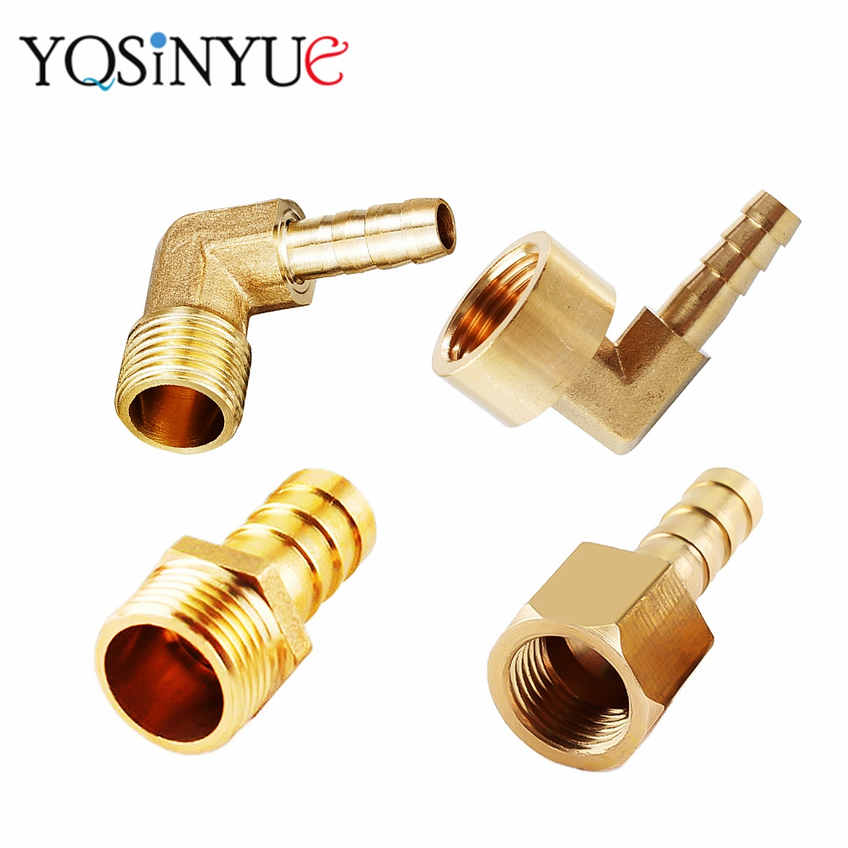 """6 8 10mm od hose barb x 1 8"""" 1 4"""" 3 8"""" 1 2"""" 3 4"""" 1"""" bsp male thread stainless steel barbed pipe fitting connector coupler ada Brass Hose Fitting 6/8/10/12/14/16/19/25mm Barb Tail 1/8 1/4 3/8 1/2 3/4 1 BSP Male Female Thread Copper Connector Coupler"""