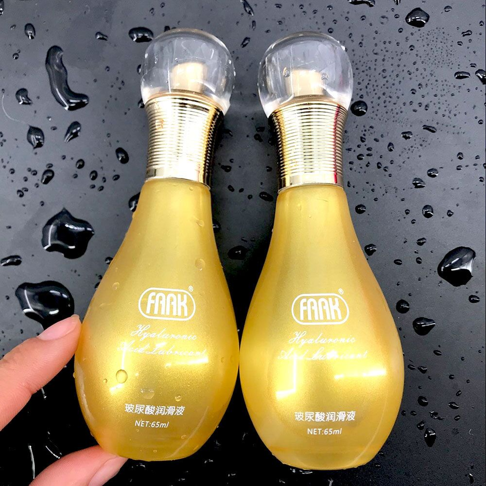 Lubricante sexual 65ml lubricantes transprant a base de agua aceite sexual corporal humano Gel Vaginal Anal adultos producto sexual Homosexual