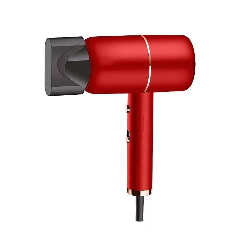 2021 NEW Original portable hair dryer, hair care with water ions, professional quick drying, 1800W