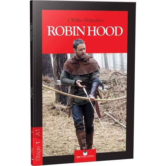 Robin Hood (Stage 1 - A1) - J. Walker Mcspadden недорого