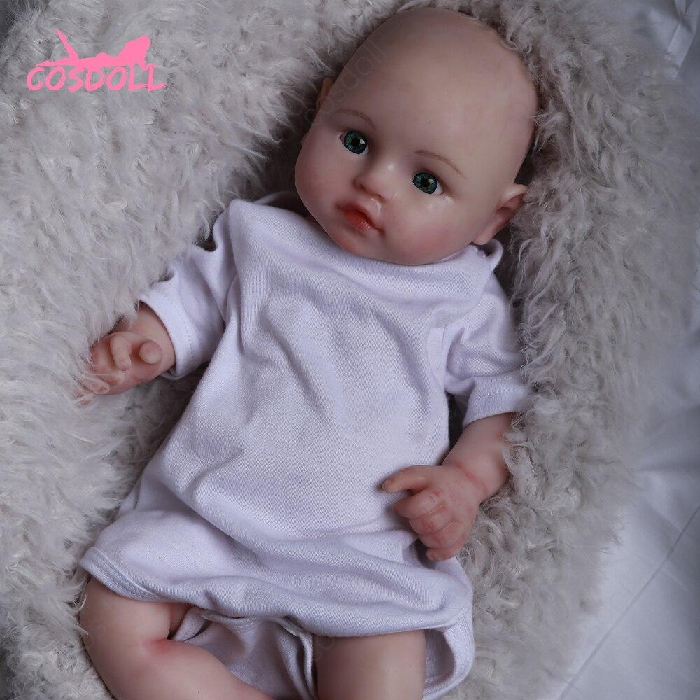 高品質リボーン人形幼児42センチメートル王女235キロの人形キリン愛らしいリアルなベビーbonecasベベ人形