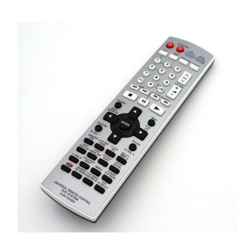 Control remoto para Panasonic EUR 7722XEO casa teatro SA-HT845EE-S SA-HT895EE SA-HT930EE-S SA-HT935EE SC-HT885EE-S SC-HT930 SC-HT935EE