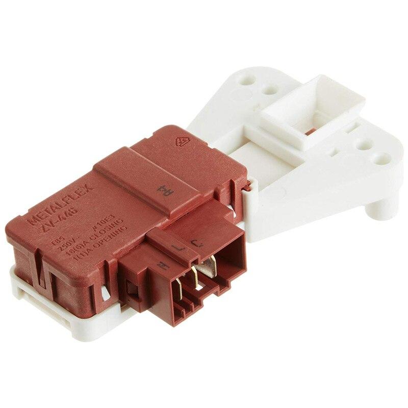 Substituição do interruptor de bloqueio da porta da máquina de lavar roupa para hotpoint-ariston WF000G-30023290 (1 peças)