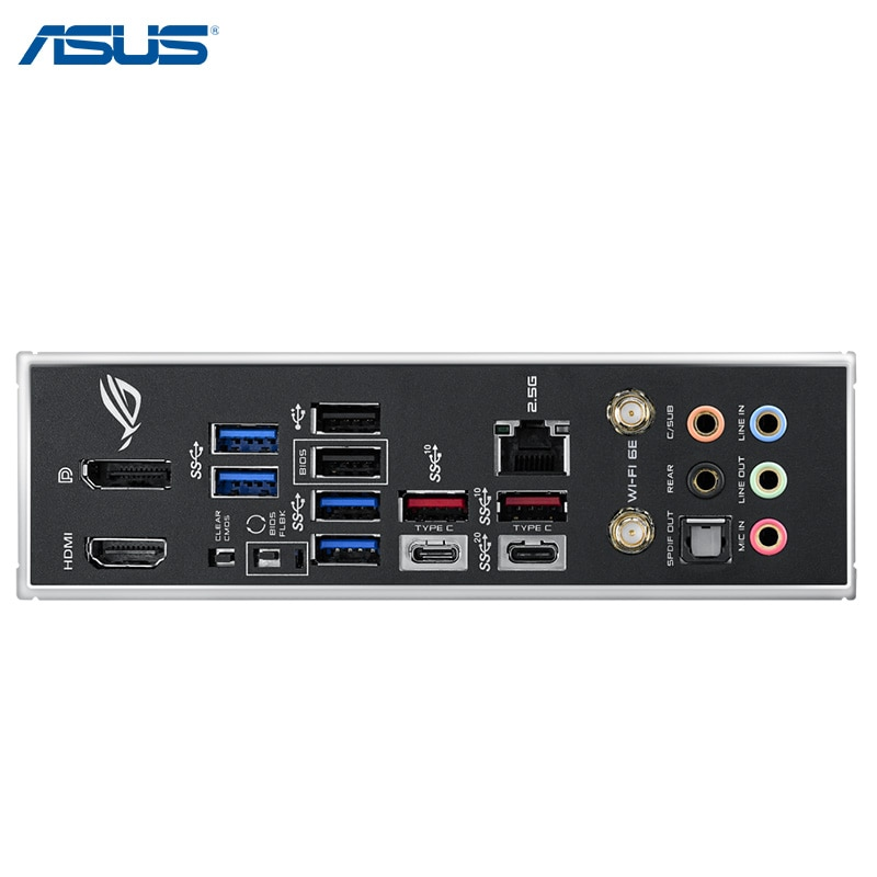 Z8NA-D6 For ASUS LGA 1366 Intel 5500 Motherboard DDR3 Support Two Core i7/Xeon 5500 Series Processor Used PC Motherboard Mining