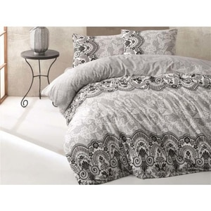 Crystal 100% Cotton Bedding Set, Home Textile Bedding Set, Bedspread, Duvet Cover Flat Sheet Pillow Case Wholesale Turkey İlkin