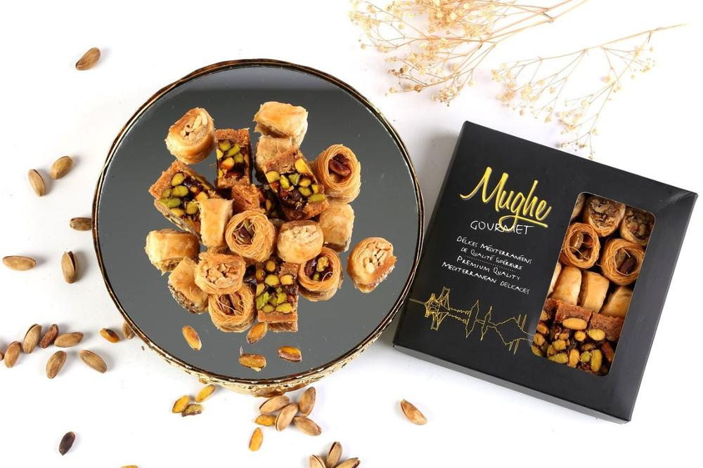 Mughe-صندوق هدايا مكلافا التركي