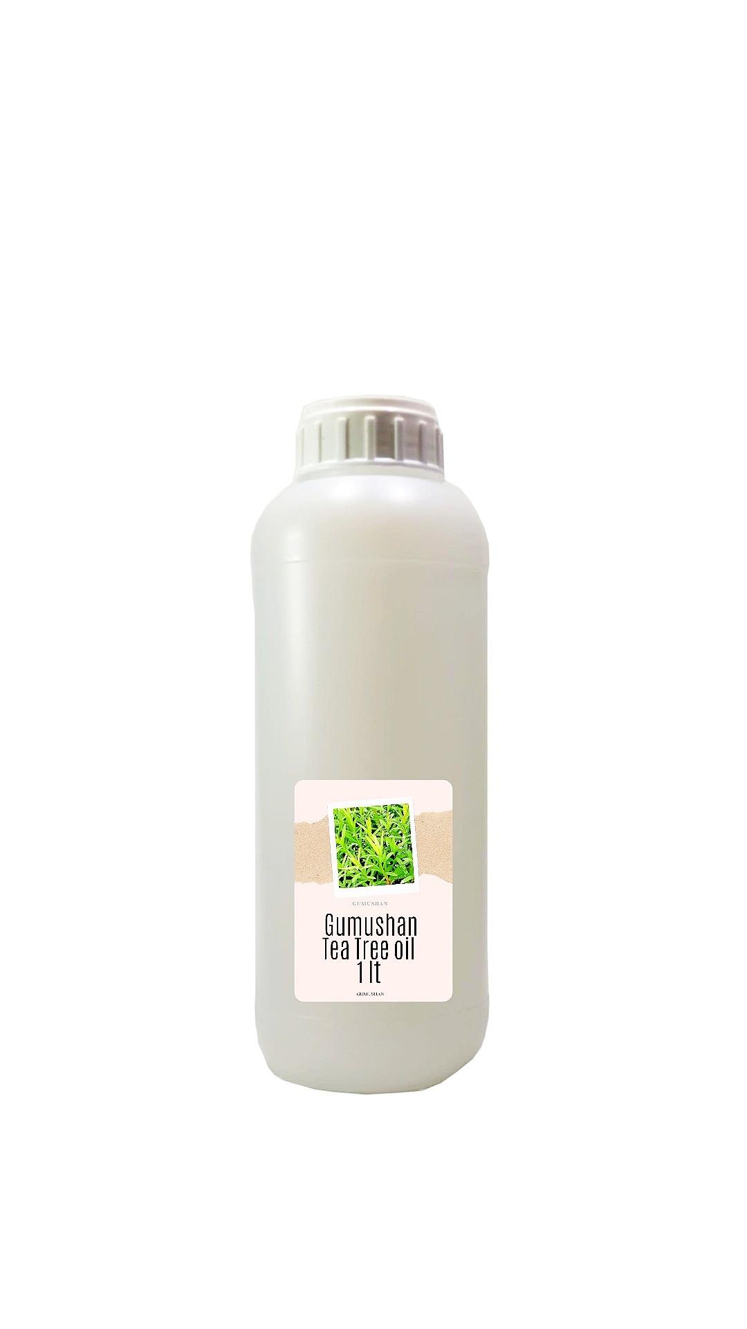 High quality pure Tea Tree Oil 1 liter 34 fl oz 1000ml