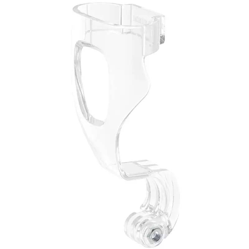 SUBEA Easybreath mask Camera stabilizer - transparent - Compatible with G-Eye and GoPro Camera for Underwater Sports