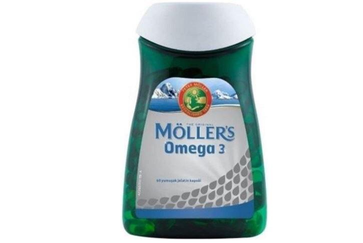 Möllers Omega 3 60 Capsules