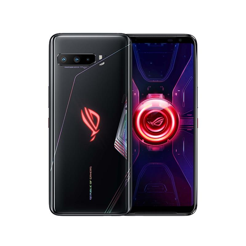 Фото1 - Оригинальный телефон ASUS ROG Phone 3 глобальная версия ZS661KS Snapdragon 865/865Plus 128/256 ГБ NFC Android Q OTA обновление