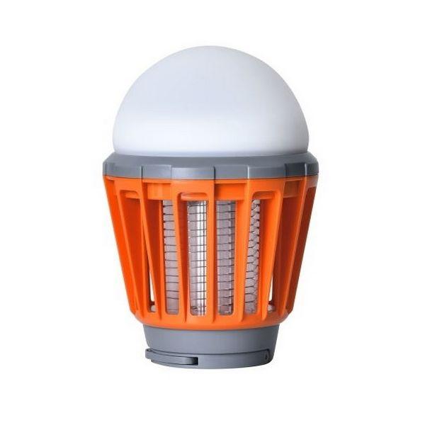 Repelente de mosquitos eléctrico BRIGMTON BMQ10 25m ² LED naranja