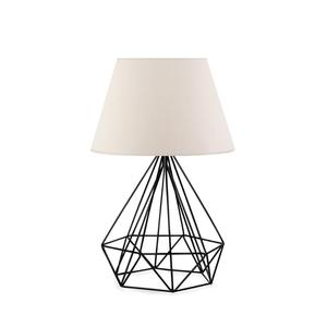 E27 geometric table lamps decorative rusic modern nordic bedside home lighting bedroom living room office lamp