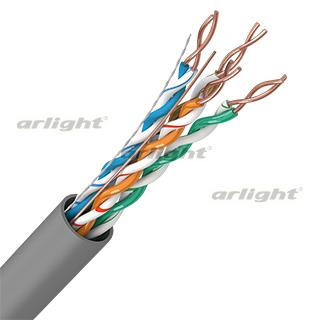 025020 cable arl-utp-pro-4pr-24awg-cat5e-cu (305m)-305m Arlight