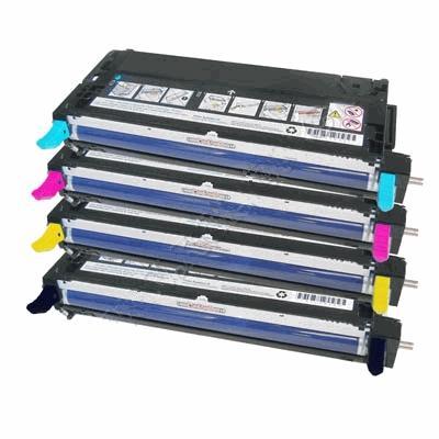6180C, cartucho de tóner Cian, compatible con Xerox Phaser 6180 - 6.000 páginas, 113 R00723