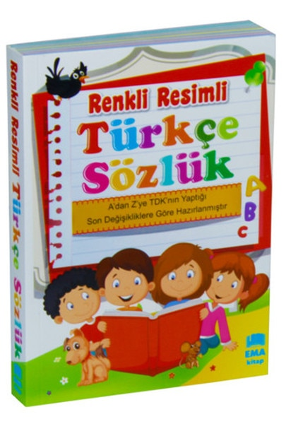 Imagem de cor dicionário turco tuba ozturk ema livro seqüência dicionário (turco)