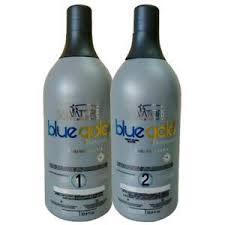 Salvatore Premium Blau Gold Progressive Pinsel 2x1L