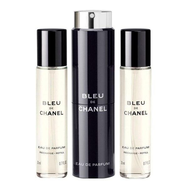 Ensemble parfum homme Bleu Chanel (3 pièces)