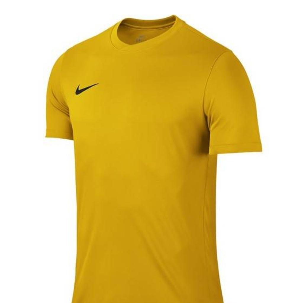 Camiseta de fútbol para hombre Nike Ss Parking Vı Jsy 725891