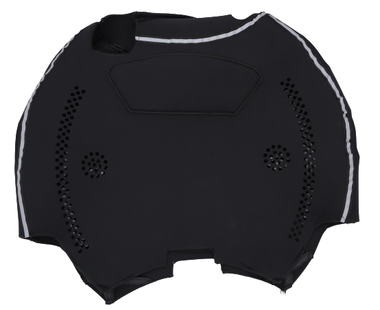 Kingsong-غطاء واقي للدراجة الأحادية الكهربائية ، لعاكس 14 م 14D ، نسيج النيوبرين ، تصميم أنيق