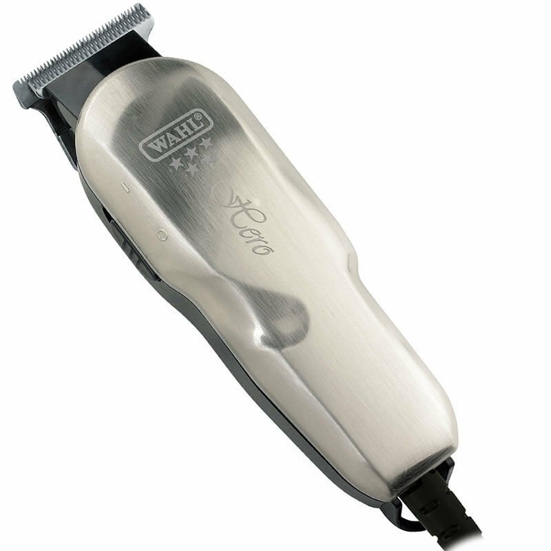 WAHL 5-Star Hero Trimmer 8991 Detailer T Blade Extremely Close Trimming Clean Lines, Professional Barbers Hair Tattooing Machine enlarge