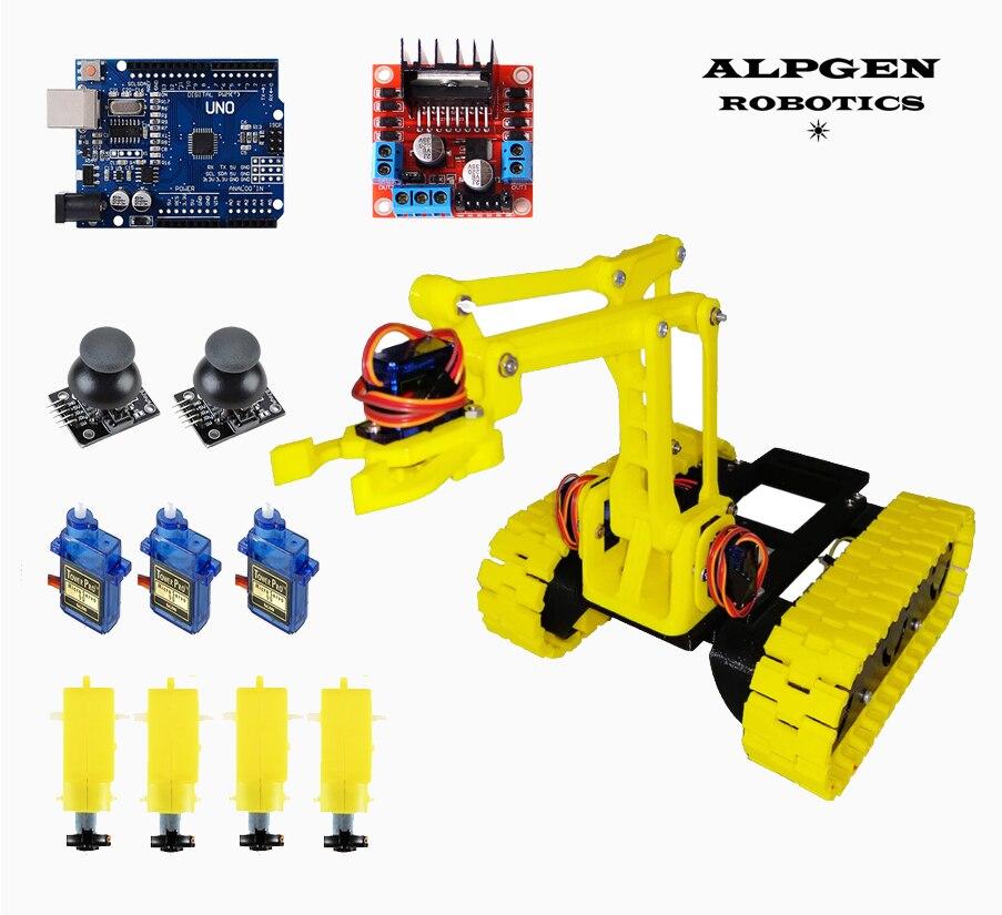 2020 Новинка! Arduino Uno R3 3D-печать Роботизир