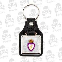 JAEN porte-clés porte-clés porte-clés Schlüsselring porte-cles portachiavi nickel taille 60x38mm