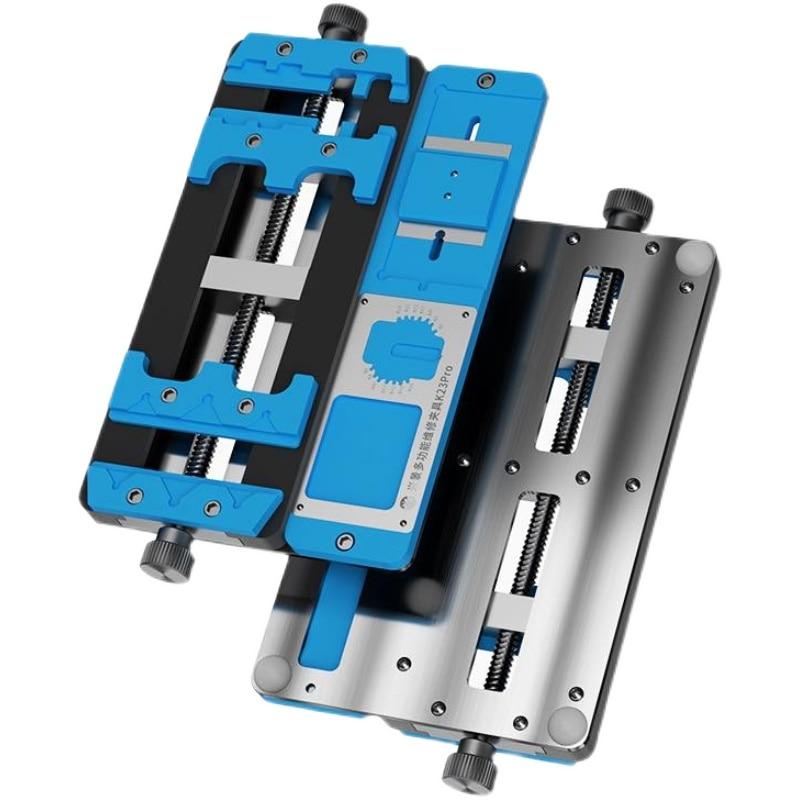 Mijing K23 Pro Multi-Function Repair Fixture Dual-Axis Three-Position Mobile Phone Motherboard BGA Chip Repair Fixture