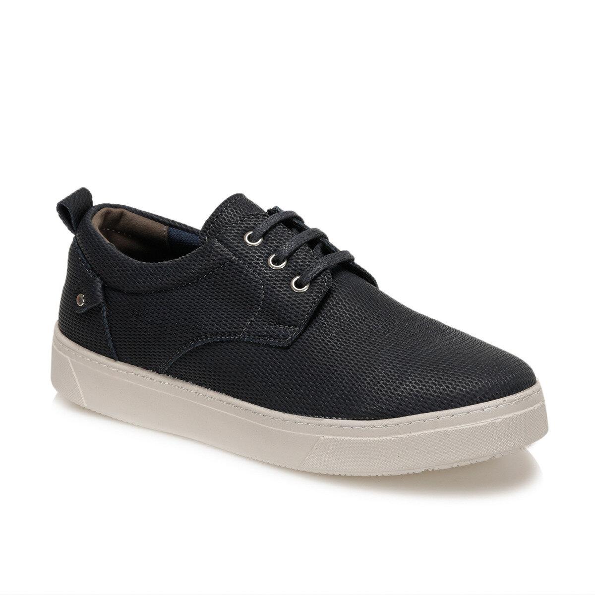 FLO NM-01 Navy Blue Men S Shoes Panama Club