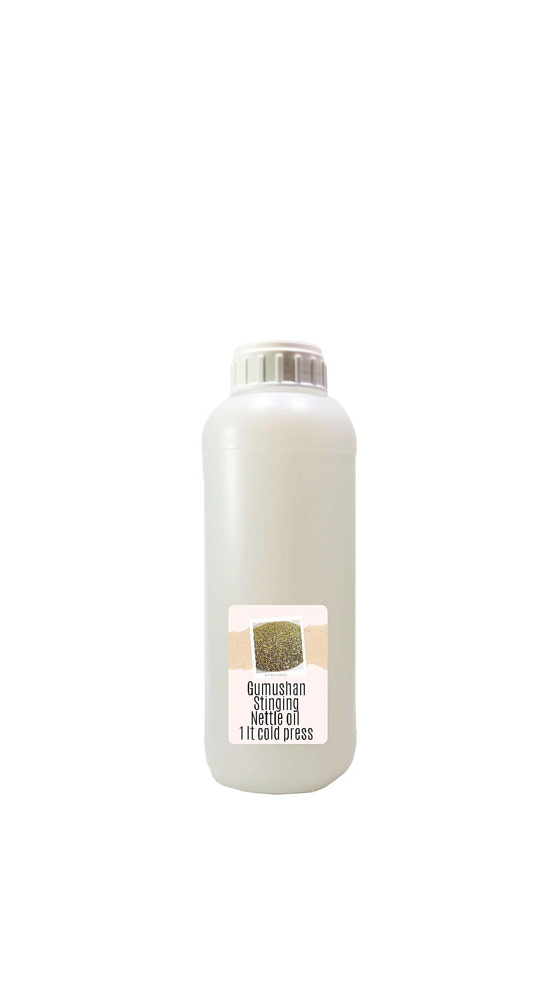 High quality pure Stinging Nettle Seed Oil 1 liter 34 fl oz 1000ml