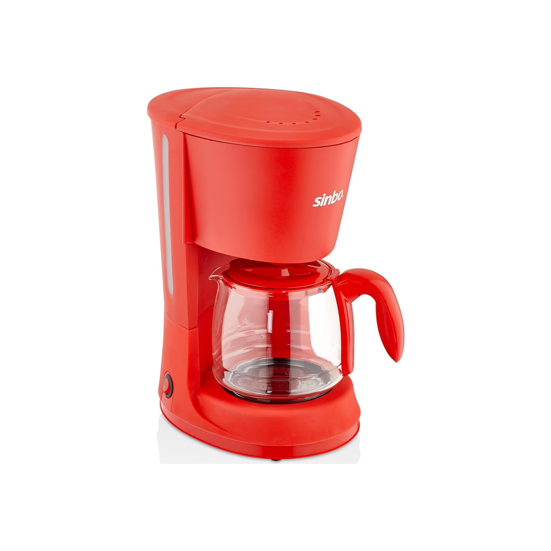 Filtre Kahve Makinesi Kırmızı