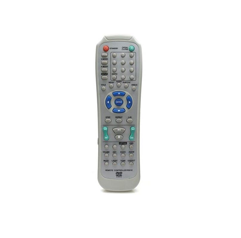 Télécommande Elenberg RC-301E DVD, DV-P4760KDSM, DV-P4765KDSM, DVDP-2405, DVDP-2415, DVDP-2430, DVDP-2440, DVDP-2445, h-DVD5000n,