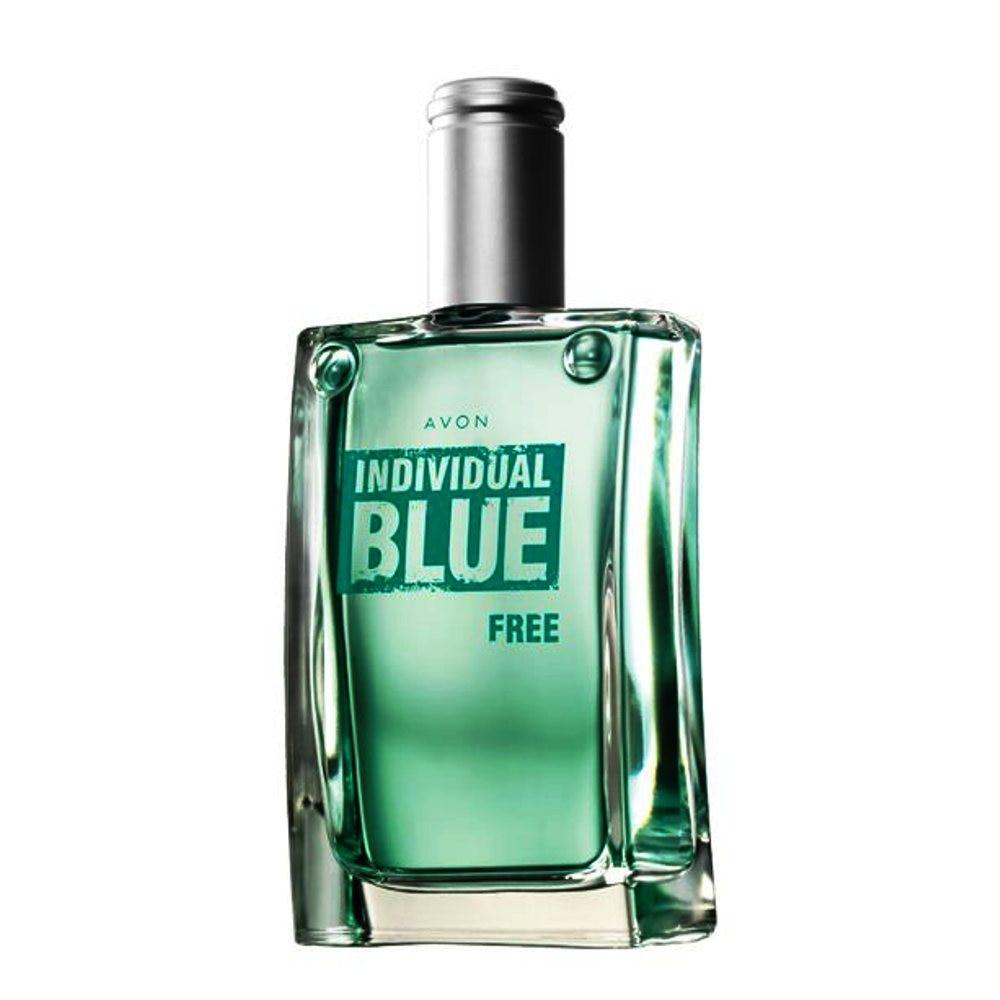 Туалетная вода Эйвон Individual Blue Free для него 100 мл духи парфюм 100% Оригинал
