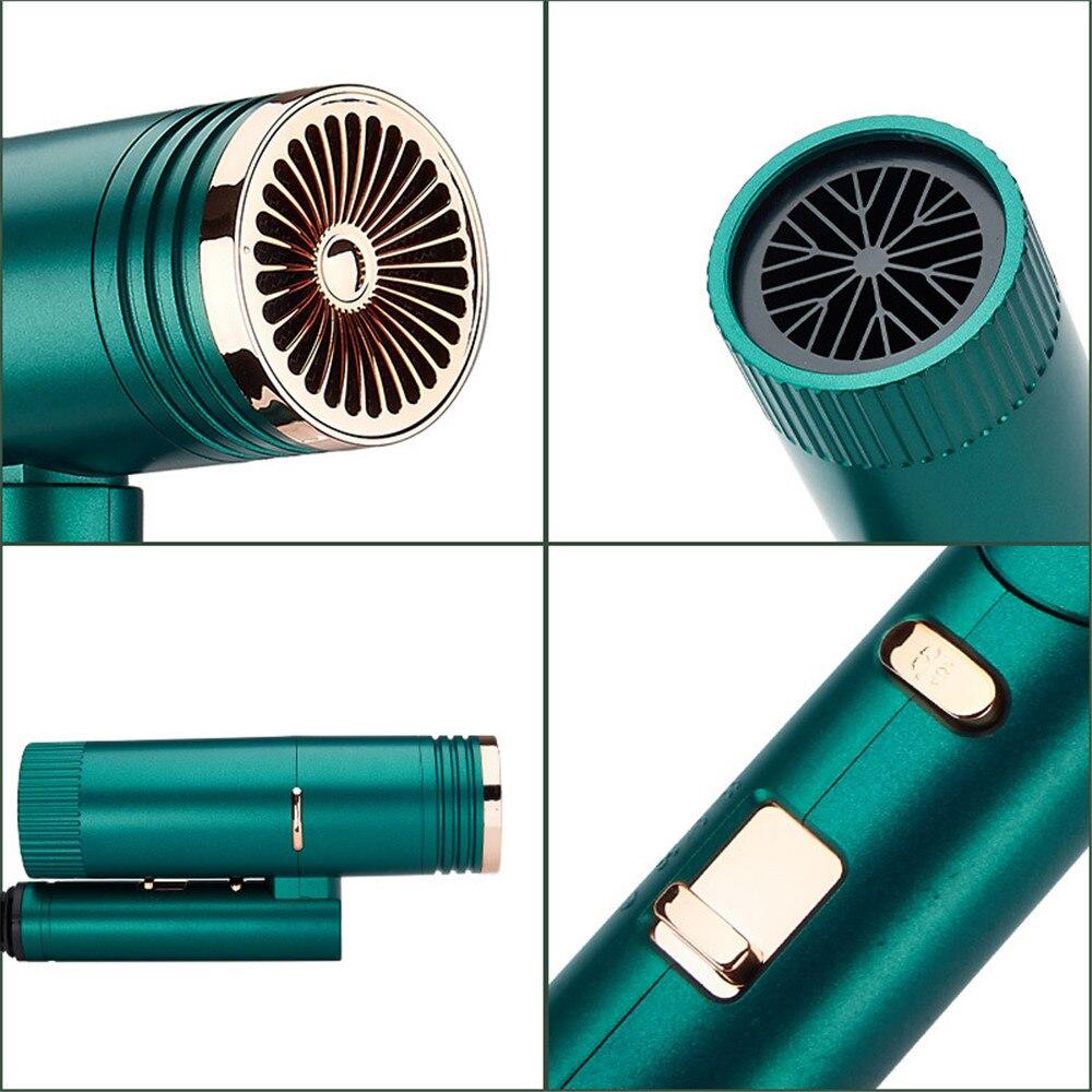Rucha secador de cabelo aquecimento e refrigeração