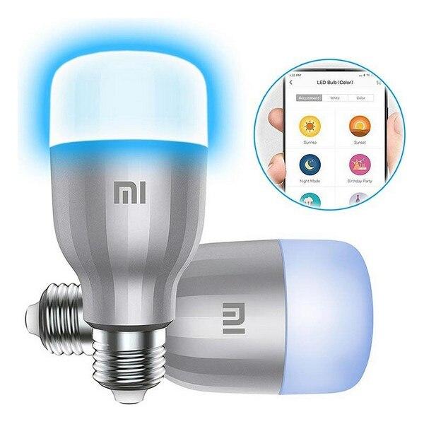 Bombilla inteligente Xiaomi Mi bombilla inteligente LED 10W