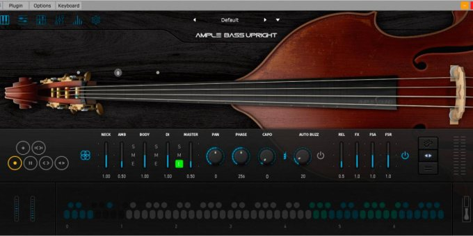 Ample Sound ABU III v3-3-0 WiN-MAC