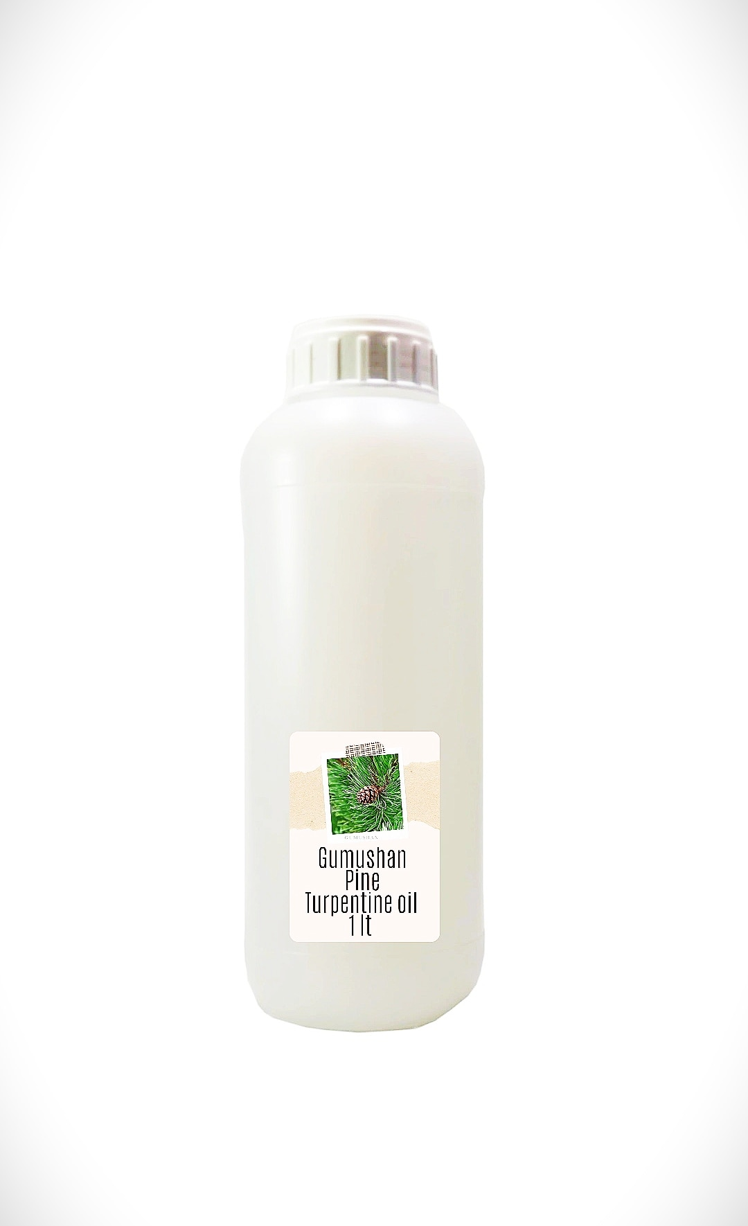 High quality pure Pine Turpentine Oil 1 liter 34 fl oz 1000ml