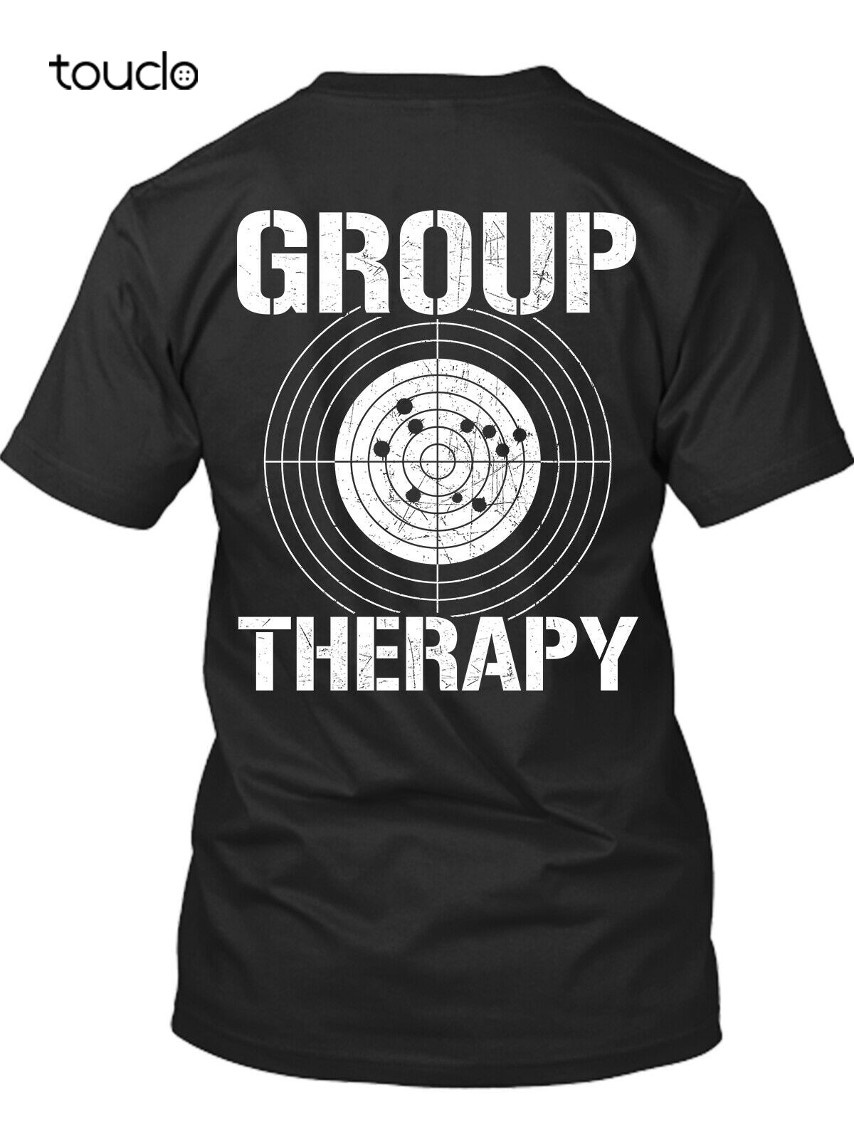 Group Therapy Shooting Funny Gun New Men's Shirt Unisex American Rights Laws Tee