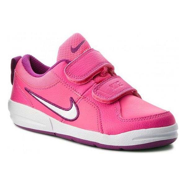 Zapatillas para correr para niños Nike PICO 4 (PSV) fucsia