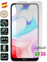 Pour Xiaomi Redmi 8 verre trempé verre décran 9H pour Mobile